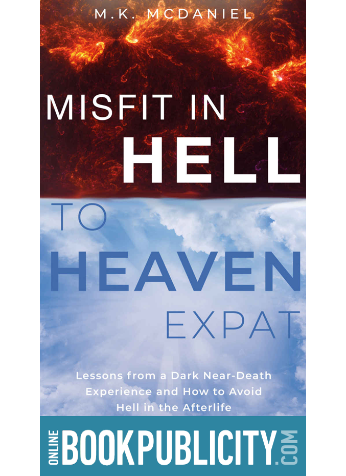 Near-Death Experience Memoir. Book Marketing is provided by OBP