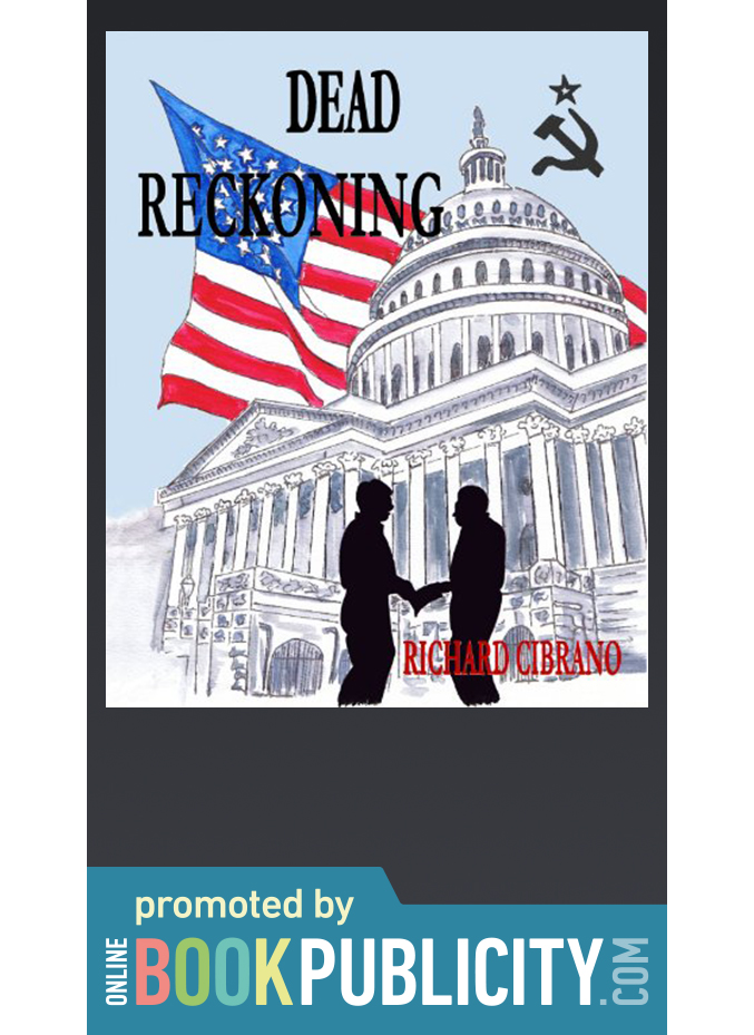 Exciting Political Thriller Promoted by Online Book Publicity