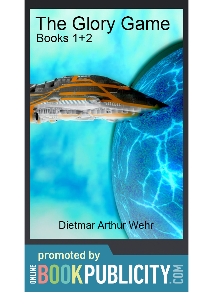 New Galactic Empire Science Fiction adventure. Book Marketing is provided by OBP
