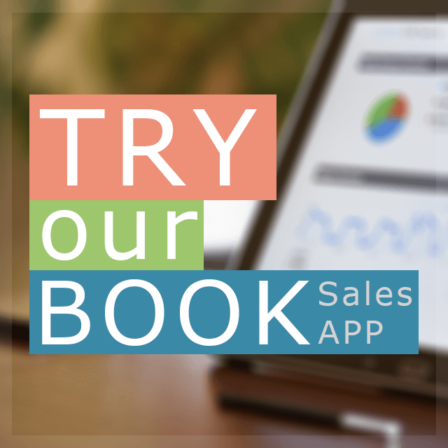 Try our Amazon book sales app